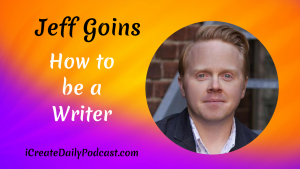 How to be a Writer with Jeff Goins.