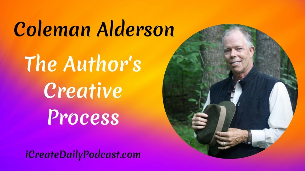 The Authors Creative Process