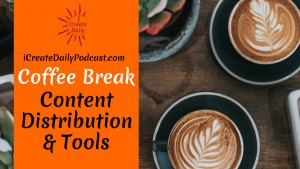 Creating and sticking to a content distribution strategy can be tricky when there are so many platforms to maintain. This is how we currently share our articles, podcasts, and content online and the tools we use.