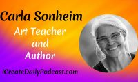 Episode 193: Art Teacher and Author with Carla Sonheim
